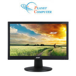 Black Acer LED Monitors, Screen Size: 18.5 Inch Also Available In 21.5