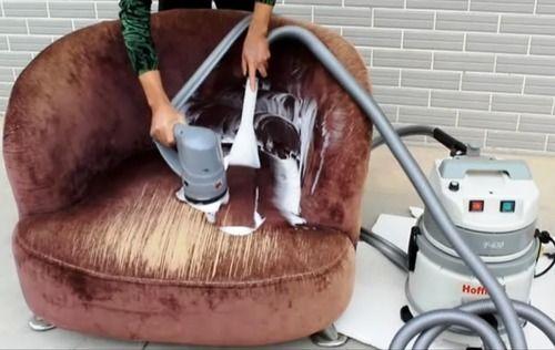 Hoffmen Sofa Dry Foam Cleaner Fabric Carpet Car Wash