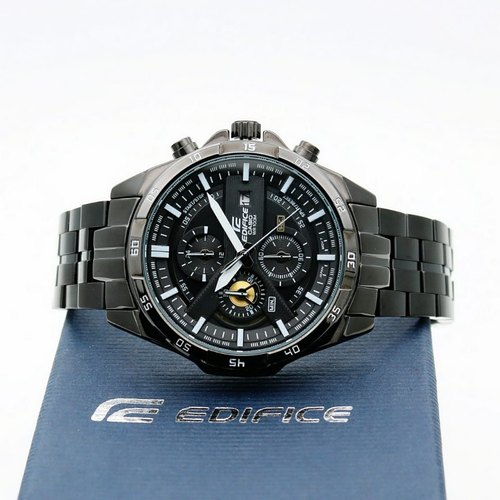 855b03bb3313f0 BLACK Casio Edifice Watches, Rs 3999 /piece, Classic Collection | ID ...