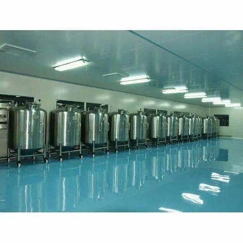Food grade epoxy coating