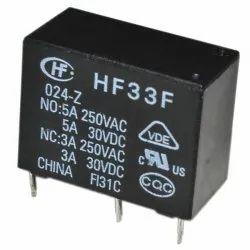 Power Relay Hongfa HF33F/012-ZS / HF33F/012-ZS3 / HF33F/024-ZS / HF33F/024-ZST