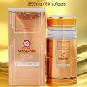 Tatio Active 1850mg Glutathione Softgels, Packaging Type: Bottle