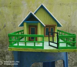 Ice Cream Sticks House