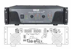 DXA-1802 Dual Channel Power Amplifiers