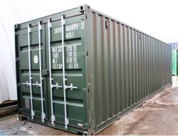 Brand New Container 40'gp