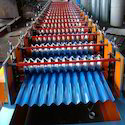 Sheet Corrugated Line Machine