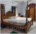 King Size Exotic Royal Bed