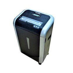 Departmental High Security Noise Less Cross Cut Paper Shredders-270CD