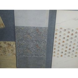 Matt Bathroom Tiles, 4 Pieces, Thickness: 5-10 mm