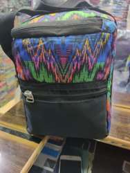 Black School Lunch Bag