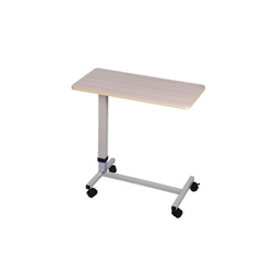 Over Bed Table With Height Adjustable