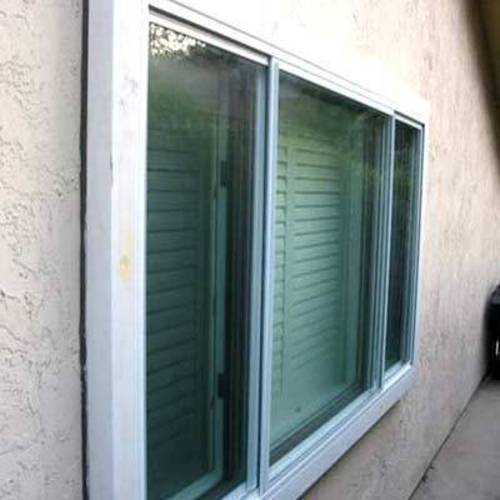 Soundproof Sliding Window