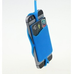 Silicon Hanging Mobile Wallet