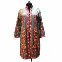 Merino Wool Embroidery Jacket