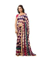 Low Range Printed Saree