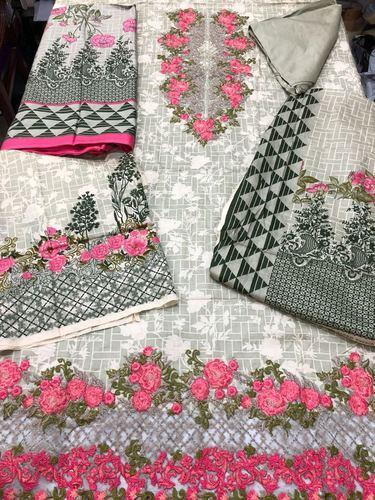 2809969706 Bin Saeed Lawn Suit at Rs 2150 /piece | Pakistani Lawn Suits ...