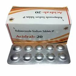 Rabeprazole Sodium IP Tablet