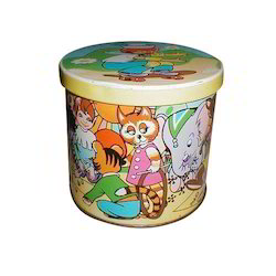 Confectionery Tin Box