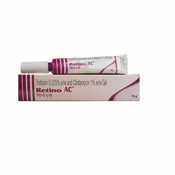 Tretinoin Clindamycin Gel