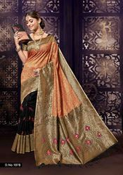 Art Silk Jacquard Saree