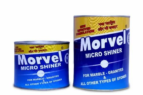 Marble Micro Shiner, Packaging Type: Tin Box