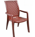 High Back Chair Plastic with Arms