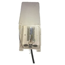 Mild Steel(Body) Power Distribution Box, IP Rating: IP40