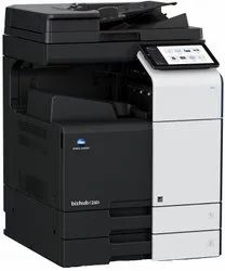 Photocopy A3 Konica Minolta Machine C250i, Memory Size: 8 GB, 230 Volts