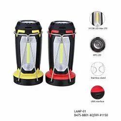 ABS LED Flash Light