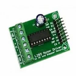 Omatom Power L293D L293 Motor Driver IC Board, For Industrial