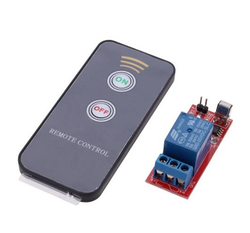 Time Relay With Remote Control