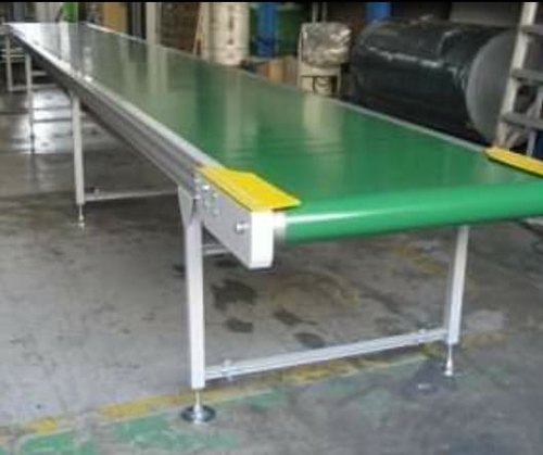 Tech Trek Flat Belt Conveyor