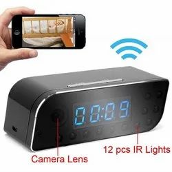 WiFi Hidden Camera Clock -Full HD 1080P