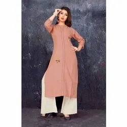 Causal Wear Cotton Kurtis