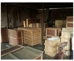 Wooden Crates And Wooden Boxes Service