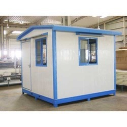 Durable Security Cabins