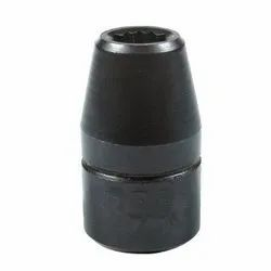 1/2 inch Square Drive 12 Point Impact Socket