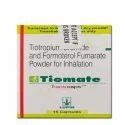 Tiomate Transcap, Formoterol   tiotropium