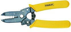 Stanley 84-475-22 Wire Stripper With Cutting Edge
