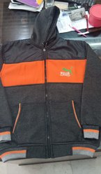 Men Puma Hooded Jacket