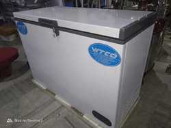 Stainless Steel Electric Deep Freezer, 100 L, Manual Defrost
