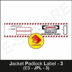 Lockout Label - Danger