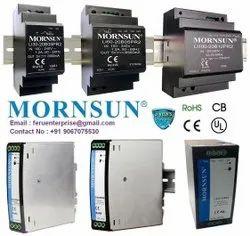 Mornsun Din Rail Switch Mode Power Supply