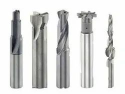 Silver Carbide Tools