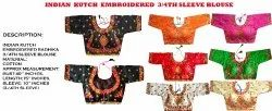 Wedding Designer Blouse - Heavy Embroidered Blouse