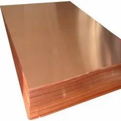 Beryllium Copper Plates