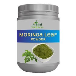Moringa Leaf Powder (Moringa Oleifera Is Very Nutritious)