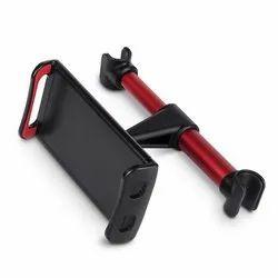 Car Rear Seat Headrest Mobile Phone Mount & Tablet Holder