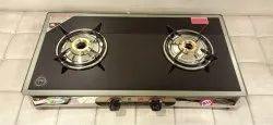 2 Burner Glass Top Stoves