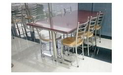 Dining Table & Chairs (SS)